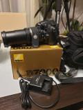 Nikon D7000+ Tamron 18-270mm+trepied+geanta+telecomanda