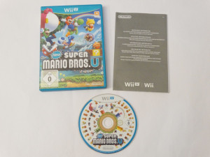 Joc Nintendo Wii U - New Super Mario Bros U
