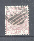 Great Britain 1876 Queen Victoria Mi.47 used AM.407