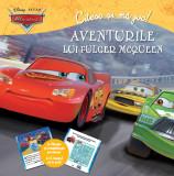 Mașini! Aventurile lui Fulger McQueen. Citesc și mă joc!, Disney
