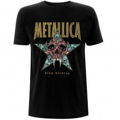 Tricou Metallica: King Nothing