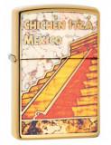 Cumpara ieftin Brichetă Zippo 29826 Pyramid-Chichen Itza-Mexico