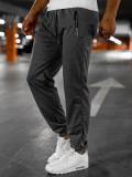 Pantaloni de trening grafit Bolf JX1010
