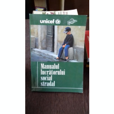 MANUALUL LUCRATORULUI SOCIAL STRADAL
