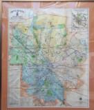 Bucuresti, Municipiul si imprejurimile, intocmit de G-ral C-tin Teodorescu