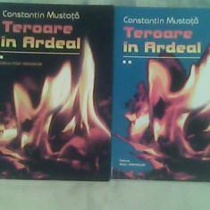 Teroare in Ardeal I-II-Constantin Mustata
