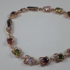 Bratara Luxury Multicolor Crystal