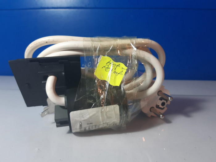 Condensator cu cablu alimentare masina de spalat hotpoint Ariston model WML621