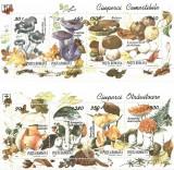 România, LP 1349/1994, Ciuperci, blocuri, eroare, MNH, Nestampilat