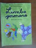 Limba germana. Manual pentru clasa a2a