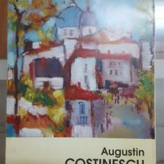 Augustin Costinescu, Pliant, Date biografice, Expoziții personale