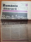 Romania literara 28 august 1980-articol vasile alecsandri