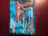 Pistol WALTHER P22 airsoft (spring), Umarex