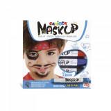 Cumpara ieftin Set pictura pe fata si corp, face painting, Mask-Up Carnival