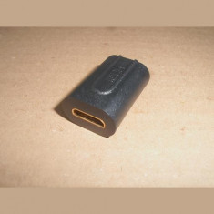 MUFA ADAPTOARE. [MINI HDMI. MAMA] -> [MINI HDMI. MAMA]