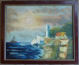 Peisaj marin - nesemnat