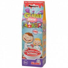 Slime copii 3+ ani Glibbi Slime Maker 50 g rosu