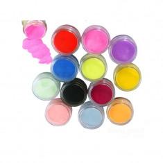 Pudra acrilica color