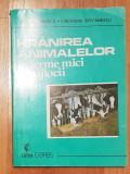 Hranirea animalelor in ferme mici si mijlocii de Stelian Dinescu