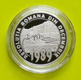 Cumpara ieftin 50 bani 2019 PROOF 30 ani de la Revolutia romana din decembrie 1989 UNC capsula
