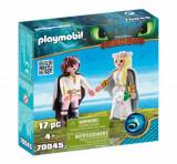 Playmobil Dragons III, Cuplu regal Hiccup si Astrid