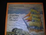 EXPEDITIE PE VASUL -BEAGLE-PAUL KANUT SCHAFER-ILUSTRATII GERHARD PREUSS-