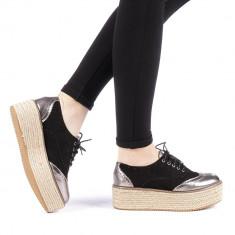 Pantofi dama Jumira negri