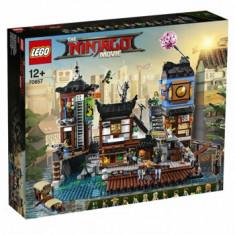 LEGO Ninjago Movie, Docurile orasului NINJAGO 70657