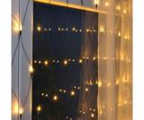 Ghirlanda luminoasa X-Mas Black & Gold