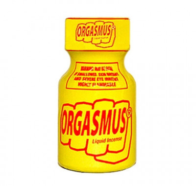 Orgasmus Poppers 10ml, aroma camera, ORIGINAL, SIGILAT, rush, popers foto