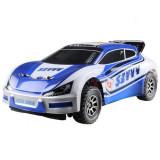 Cumpara ieftin Masinuta cu Telecomanda iUni A949, 40km/h Rally Car, Albastru