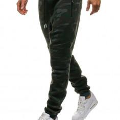 Pantaloni de trening camuflaj-multicolor Bolf 3771D-A