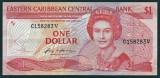 Caraibe 1 Dollar s158283V 1985-88