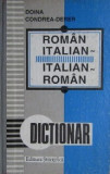 Dictionar roman-italian, italian-roman  -  Doina Condrea Derer