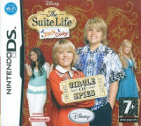 Joc Nintendo DS Disney The suite life of Zack and Cody - Circle of spies - A
