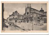 CPIB 16750 CARTE POSTALA - VENETIA. MONUMENTUL COLLEONI, A. SCROCCHI,VECHE, Germania, Necirculata, Printata