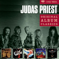 Judas Priest Original Album Classics (5cd)