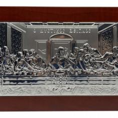 Icoana Cina cea de Taina Argint 925
