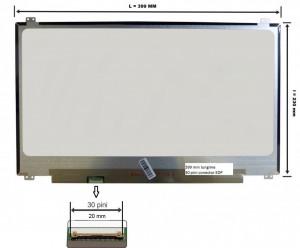 Display laptop Asus Seria G G751J 17.3 inch 1600x900 HD+