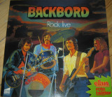 VINIL   Backbord ‎– Rock Live  - VG  -