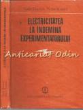Cumpara ieftin Electricitatea La Indemina Experimentatorului - Vasile Tutovan, Victor Scutaru