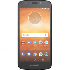 Moto E5 Plus Dual Sim 32GB LTE 4G Negru 3GB RAM, Neblocat, Smartphone