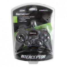 Gamepad USB, Omega Interceptor - 401107