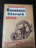 Almanah 1990 - Romania literara