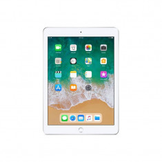 Tableta Apple iPad 9.7 2018 Retina Display Apple A10 Fusion 2GB RAM 128GB flash WiFi Silver, 9.7 inch, 128 GB, Wi-Fi