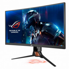 "Monitor 27"" ASUS PG27VQ, WQHD, Curved, Gaming, TN, 16:9, 2560*1440, up to 165Hz, WLED, 1 ms, 400 cd/m2, 170/160, 1.000:1, AuraSync, G-SYNC, Flicker fr"