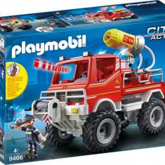 Playmobil City Action - Camion de pompieri