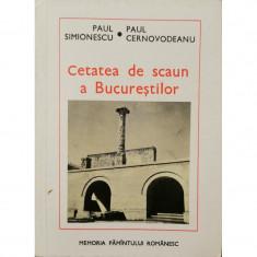 Cetatea de scaun a Bucurestilor - Paul Simionescu, Paul Cernovodeanu