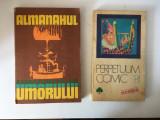 *Perpetuum Comic Urzica 1981 + Almanahul Umorului (lot 2 carti)