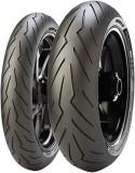 Motorcycle Tyres Pirelli Diablo Rosso III ( 140/70 R17 TL 66H Roata spate, M/C )